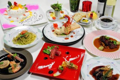 クリスマスディナー ノエル5,000円